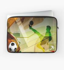 Soccer Laptop Sleeve