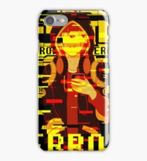 707 iPhone Case/Skin