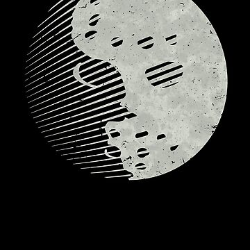 The Voorhees Moon by olcore