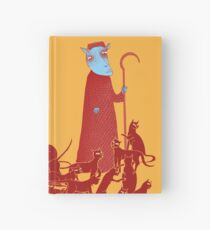 Herding Cats Hardcover Journal