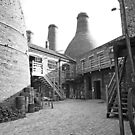 Gladstone Pottery Museum Stoke-on-Trent  by John Keates
