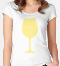 Little White Lie Women's Fitted Scoop T-Shirt