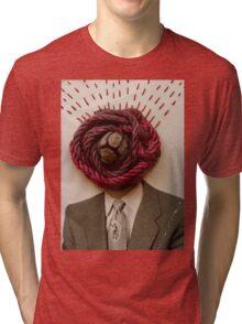 Fire Man #1 Tri-blend T-Shirt