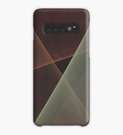 #Fractal Art Lines Case/Skin for Samsung Galaxy