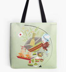 Matcha Tote Bag
