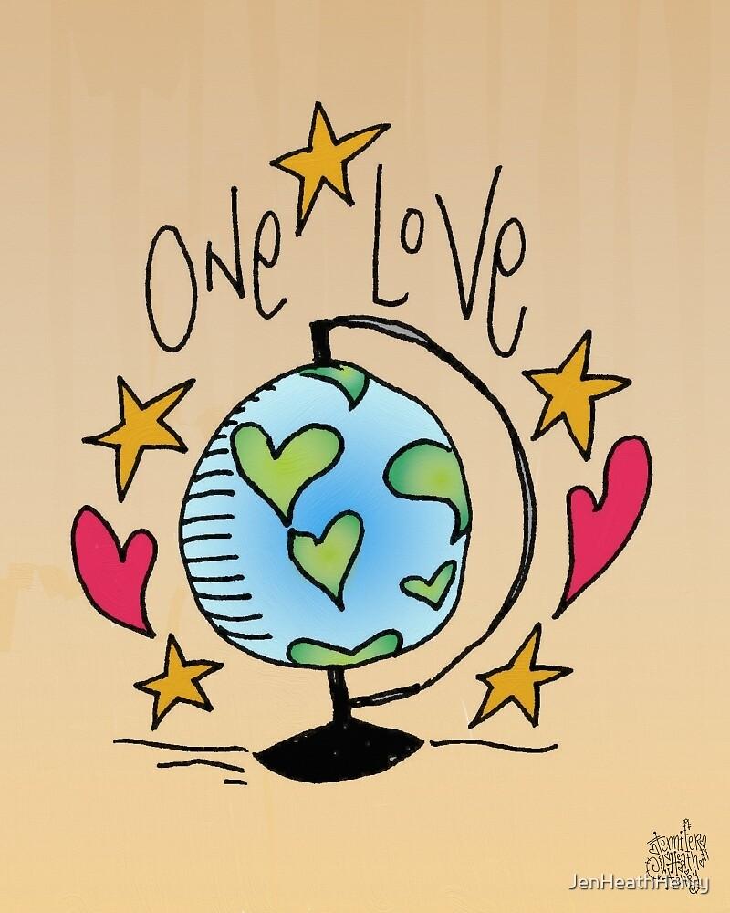 One Love by JenHeathHenry