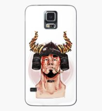 viking beer hat Case/Skin for Samsung Galaxy
