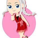 Chibi FT: Mirajane by artsy-alice