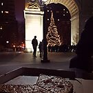 NYC Christmas by Yepitspat