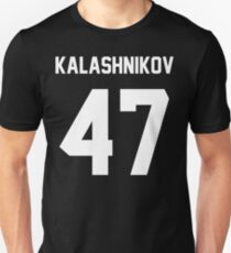 KALASHNIKOV 47 Unisex T-Shirt