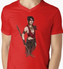 Morrigan Mens V-Neck T-Shirt