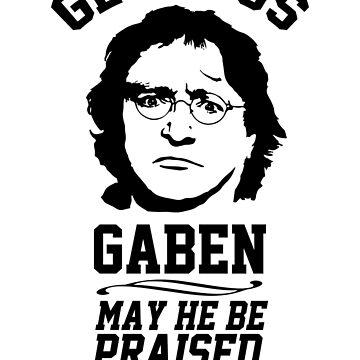 Herrlicher Lord GabeN. Möge Gabe Newell gelobt werden. PC Master Rennen von King84