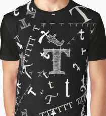 The Ultimate T-Shirt - Black Graphic T-Shirt