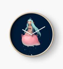 Axolotl  Clock