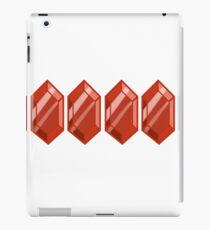 Red Rupee iPad Case/Skin