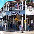Commercial Hotel Boonah by W E NIXON  PHOTOGRAPHY