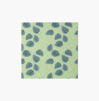 Tilia pattern / Lindenmuster Art Board