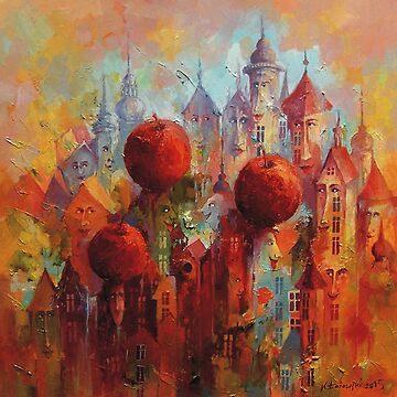 Sweet City by klozowski