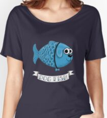 Dog Fish Women's Relaxed Fit T-Shirt