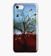 Scattered thoughts ... iPhone Case/Skin