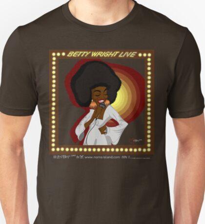 BETTY WRIGHT LIVE T-Shirt