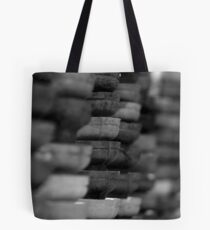 LAYER OF ICE CREAM CONES Tote Bag