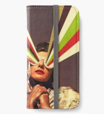 Rayguns iPhone Wallet/Case/Skin