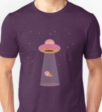 Cute Alien Dessert  T-Shirt