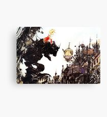 magitek girl Canvas Print
