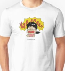 Kyaa! Screaming Japanese Woman (without Title)  Unisex T-Shirt