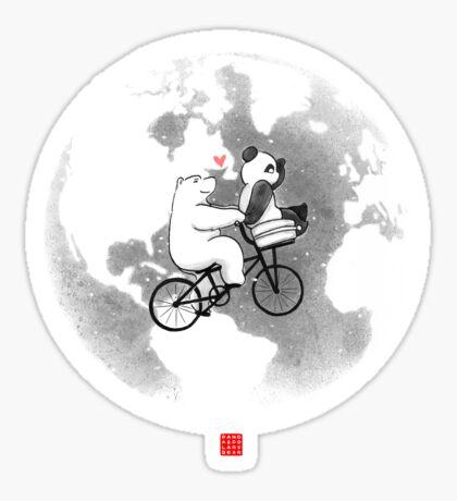 True Love Conquers All 2 Sticker