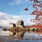 Eilean Donan - Loch Duich Reflection by Grant Glendinning