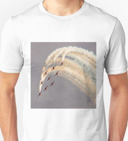 Diamond Nine, RAF Cosford air show, England T-Shirt