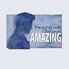 «I think you are amaizing» de imaginadesigns