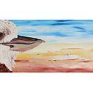 Well Hard Kookaburra by Steve Campbell