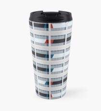 Le Corbusier Facade S03-2 Travel Mug