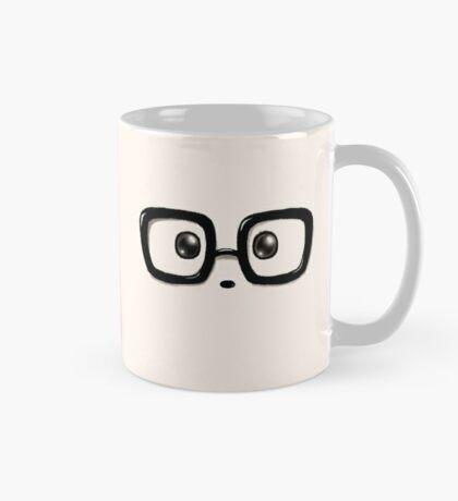 Geek Chic Panda Eyes Mug