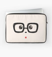 Geek Chic Panda Eyes Laptop Sleeve