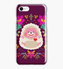 Hedgehog LOVE iPhone Case/Skin