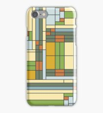 Frank lloyd wright S01 iPhone Case/Skin