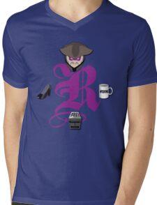 The Revenge Society Mens V-Neck T-Shirt