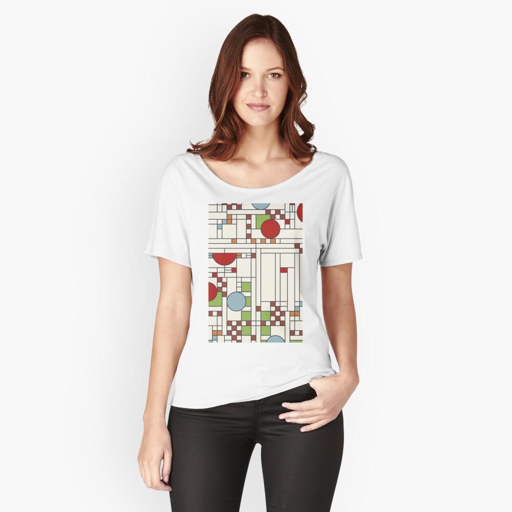 Frank Lloyd wright S02 Loose Fit T-Shirt