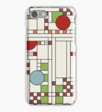Frank lloyd wright S02 iPhone Case/Skin
