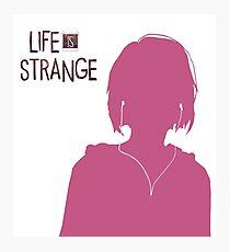 Life Is Strange - Max Photographic Print