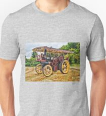 Aveling and Porter showmans tractor T-Shirt