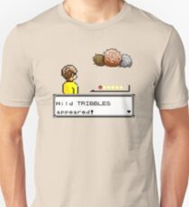 Wild Tribbles Appeared! Unisex T-Shirt