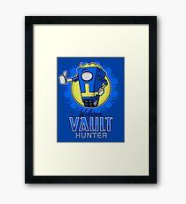 V4LT-80Y Framed Print