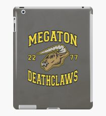 Megaton Deathclaws iPad Case/Skin