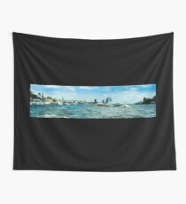 hamburger hafen 01 Wall Tapestry