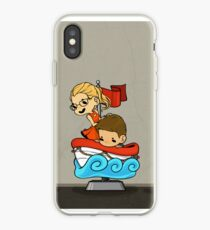 Team Arrow Goes - Oliver&Felicity  iPhone Case